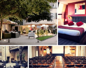 hotel charme luxe séminaire